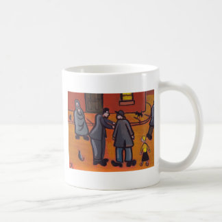 THE ARGUMENT COFFEE MUGS