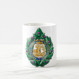 The Argyll and Sutherland Highlanders Regiment Coffee Mug
