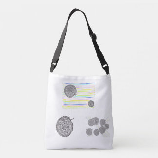 The arithmetic Mandara bag where color is attached