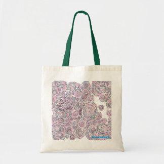 The arithmetic Mandara bag where the cat is