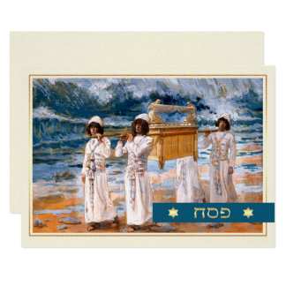 The Ark of the Covenant painting Passover Cards
