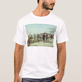 The Armada of 1888 in Sight T-Shirt