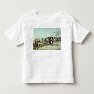 The Armada of 1888 in Sight Tee Shirts