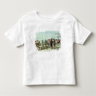The Armada of 1888 in Sight Toddler T-Shirt