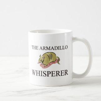The Armadillo Whisperer Coffee Mug