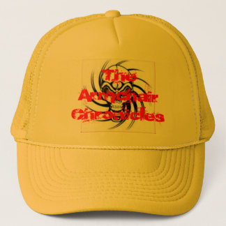 The Armchair Chronicles Trucker Hat