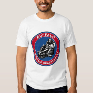 THE ARMCHAIR QB - Buffalo Tshirts