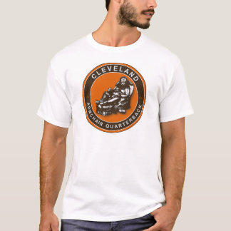 The Armchair QB Cleveland Football T-Shirt