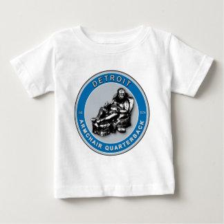 THE ARMCHAIR QB - Detroit Baby T-Shirt