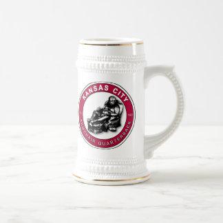 THE ARMCHAIR QB - Kansas City Beer Steins