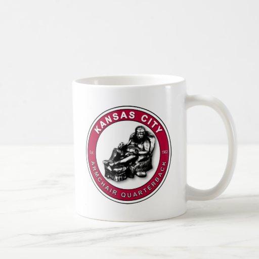 THE ARMCHAIR QB - Kansas City Mugs
