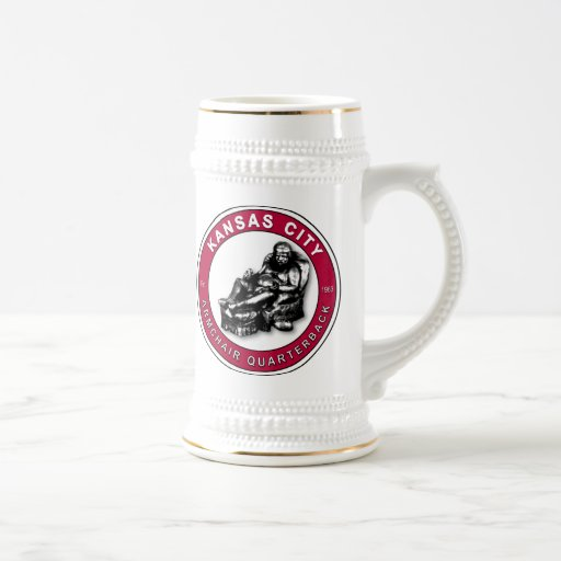 THE ARMCHAIR QB - Kansas City Coffee Mug