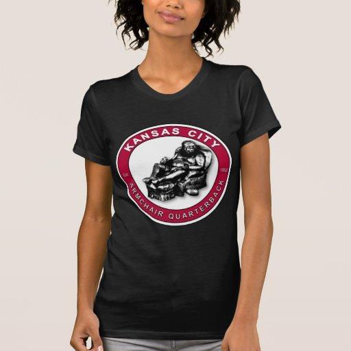 THE ARMCHAIR QB - Kansas City Shirt