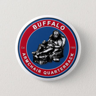 The Armchair Quarterback Buffalo Football Pins