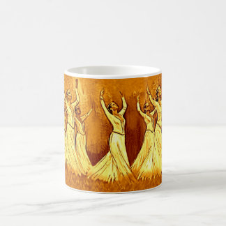 The Armenian Dancers mug