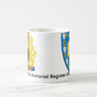 The Armorial Register 325g (11oz) Mug