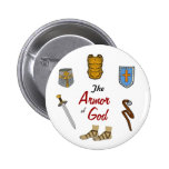 The Armour of God Button