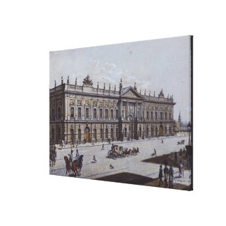 The Armoury, Berlin Canvas Print
