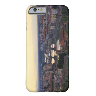 The Arno river and Ponte Vecchio in Florence, Barely There iPhone 6 Case
