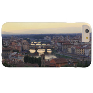 The Arno river and Ponte Vecchio in Florence, Barely There iPhone 6 Plus Case