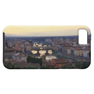 The Arno river and Ponte Vecchio in Florence, Case For The iPhone 5