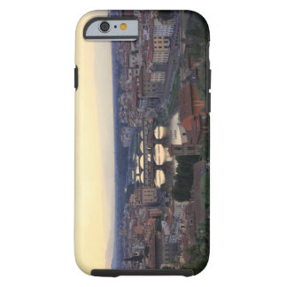 The Arno river and Ponte Vecchio in Florence, Tough iPhone 6 Case