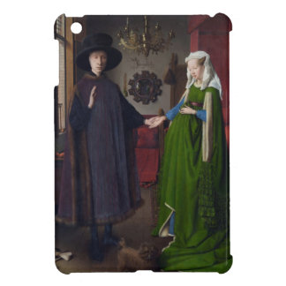 The Arnolfini Marriage (by Jan van Eyck) iPad Mini Covers