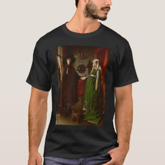 the arnolfini portrait  jan van eyck ca 1390 1441  T-Shirt