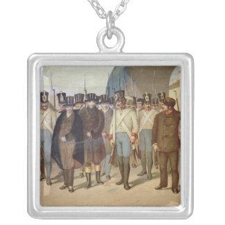 The Arrest of the Carbonari Jewelry