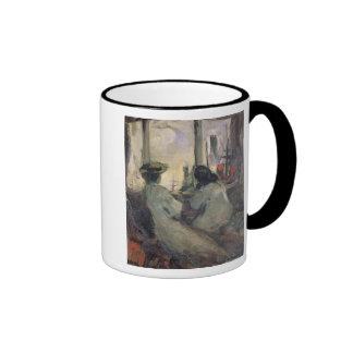 The Arrival in London Coffee Mug
