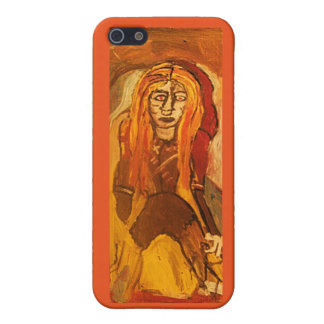 THE ARRIVAL OF A RASTA WITCH DOCTOR iPhone 5 CASE
