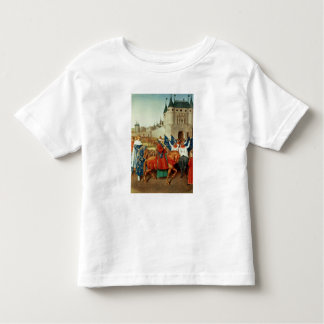 The Arrival of Charles V  in Paris Toddler T-Shirt