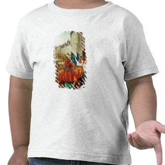 The Arrival of Charles V  in Paris T-shirts