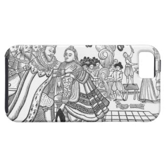 The Arrival of His Majesty Charles (1600-49) Princ iPhone 5 Covers