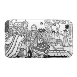 The Arrival of His Majesty Charles (1600-49) Princ iPhone 3 Cover