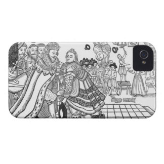 The Arrival of His Majesty Charles (1600-49) Princ iPhone 4 Covers