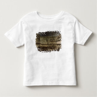 The Arrival of Princess Amelia of Saxony, in a Car Toddler T-Shirt