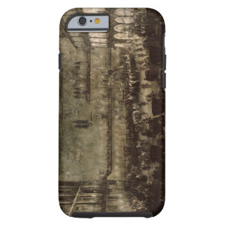 The Arrival of Princess Amelia of Saxony, in a Car Tough iPhone 6 Case