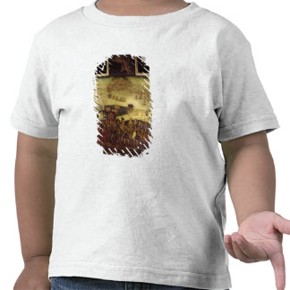 The Arrival of Queen Elizabeth I  at Tilbury Tee Shirt