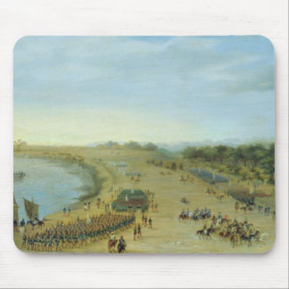 The Arrival of the Allied Army at Itapiru, Paragua Mouse Mat