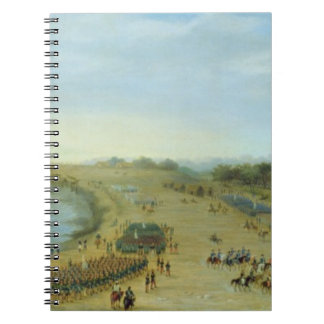 The Arrival of the Allied Army at Itapiru, Paragua Notebook