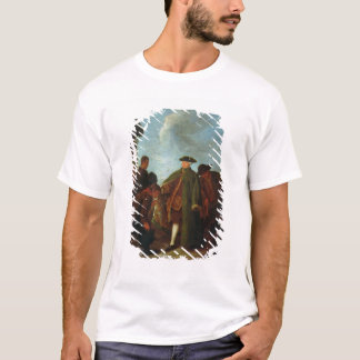 The Arrival of the Nobleman (oil on canvas) T-Shirt
