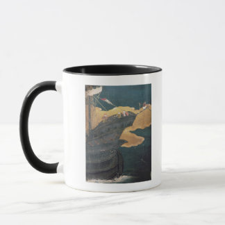 The Arrival of the Portuguese in Japan 2 Mug