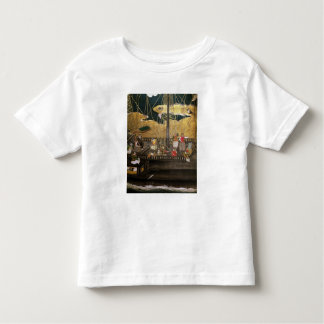 The Arrival of the Portuguese in Japan Toddler T-Shirt