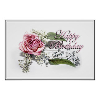 The Art of Aging Gracefully - Grandmother Birthday Print