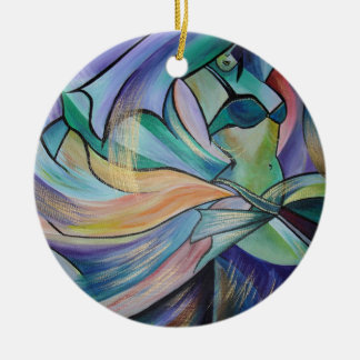 The Art of Belly Dance Christmas Ornament