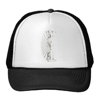 The Art of Climbing - by Laughing Sun Clothing Cap