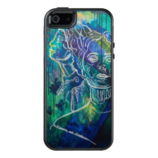 The Art of Friendship OtterBox iPhone 5/5s/SE Case