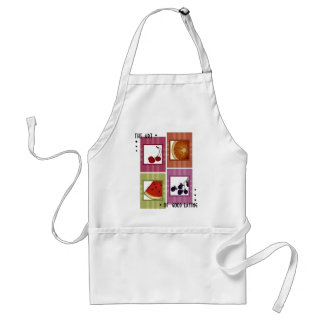 The Art of Good Eating Apron