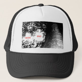 The art of nature trucker hat